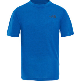 The North Face Reaxion S/S Tee Boys Turk Sea Heather